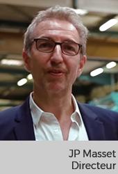 JP Masset - Directeur