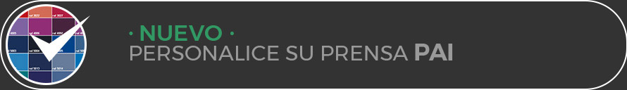 Nouveau, personalice su prensa PAI